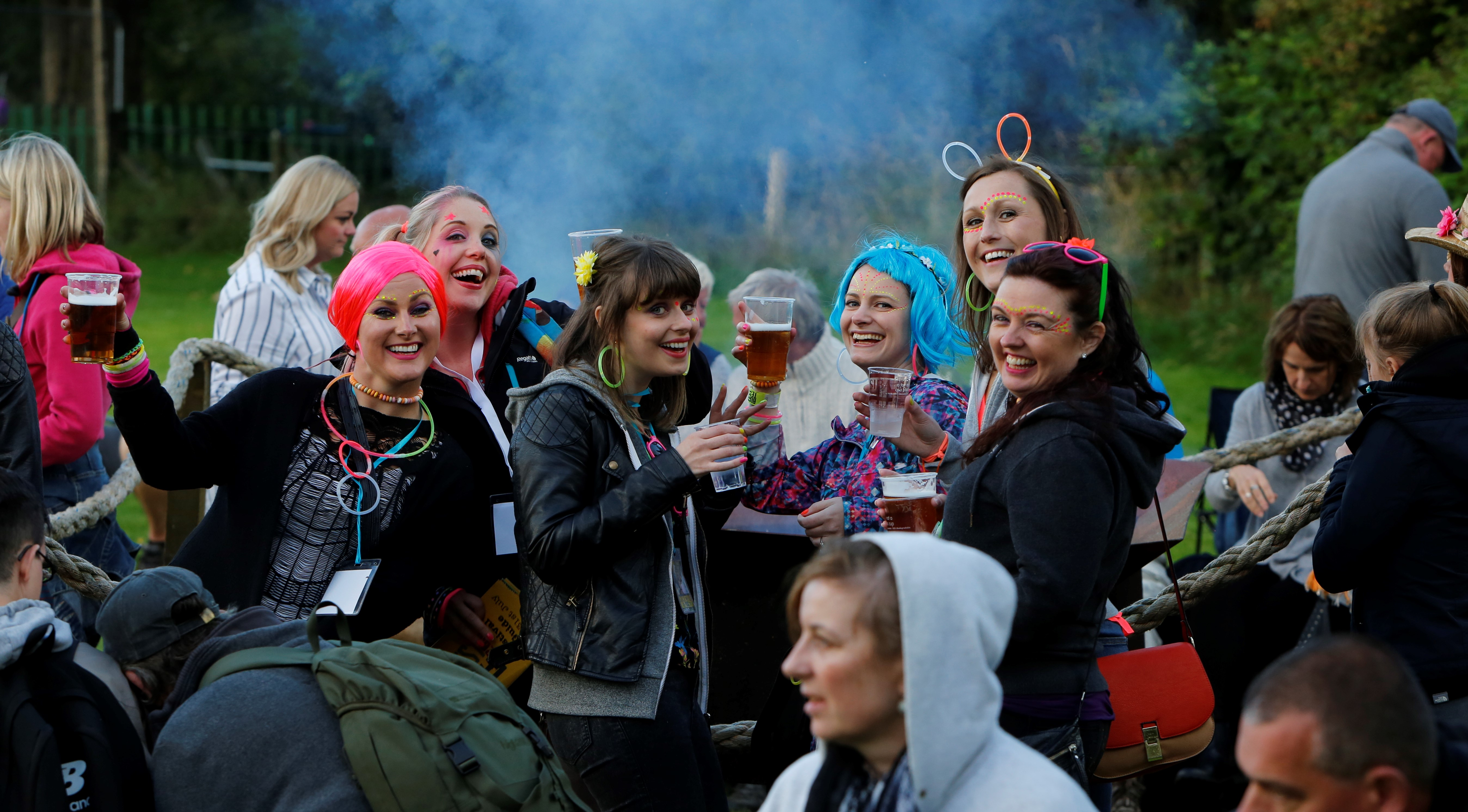 10… things you only know if you've been to ButeFest!